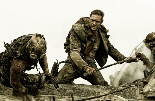 Mad Max – rola pisana Tomowi Hardy'emu