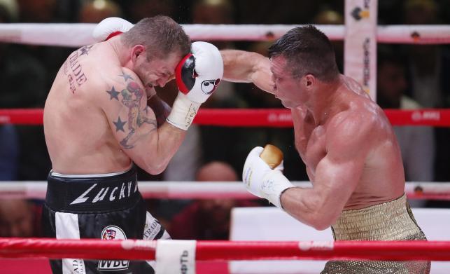Łukasz Janik przegrał w Moskwie walkę z Grigorijem Drozdem