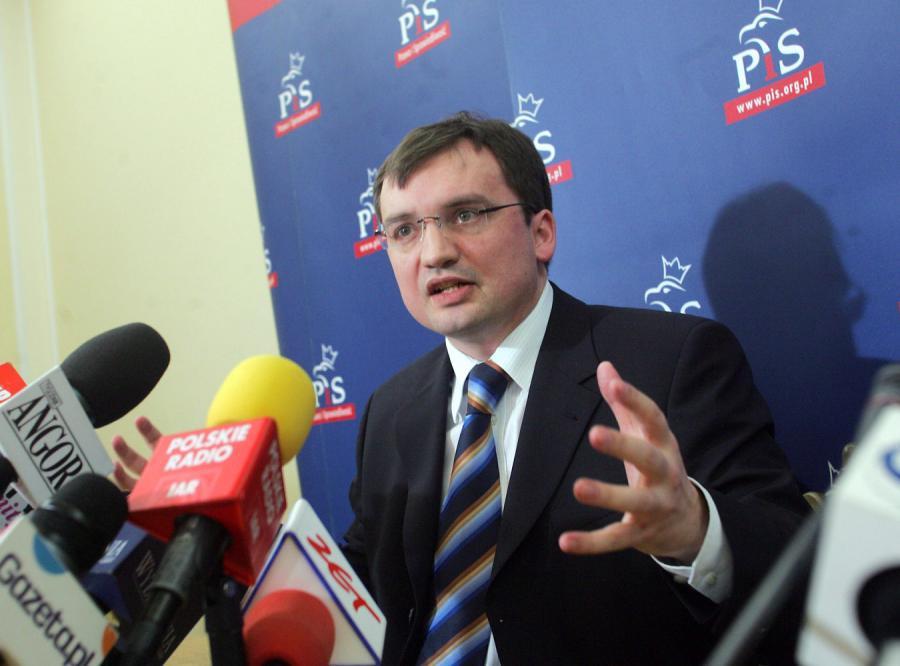 Ziobro: Platforma Obywatelska wykorzystała moje nieszczęście