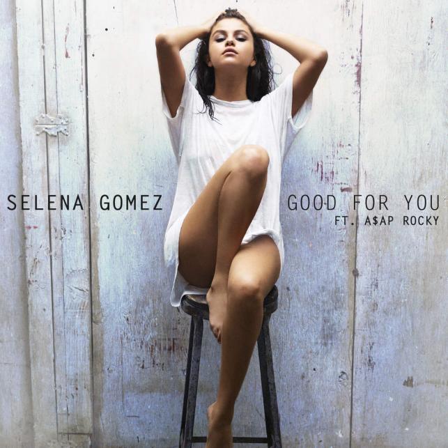 "Selena Gomez prezentuje ""Good For You"""
