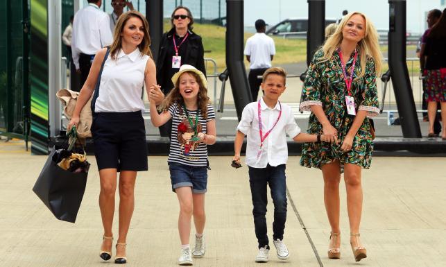 Spice Girls na Formule 1. Panie nadal w dobrej formie. ZDJĘCIA