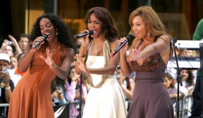 Destiny's Child w legendarnym składzie: Kelly Rowland, Michelle Williams i Beyoncé