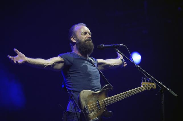 Sting –2 sierpnia (Sopot)