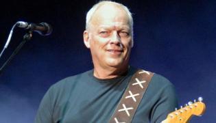 "David Gilmour zapowiada ""Rattle That Lock"""