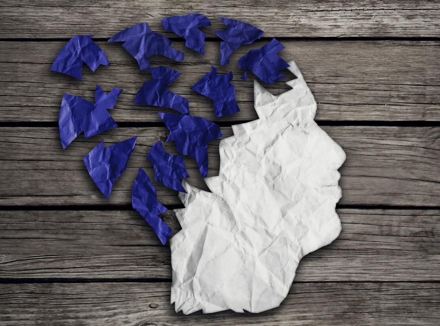 Mit nr 4. Wszyscy pacjenci z chorobą Alzheimera stają się agresywni