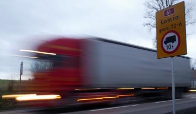 Zmiany w transporcie drogowym już za zakrętem