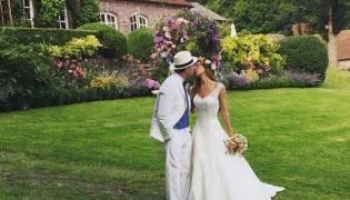 ślub Guya Ritchiego i Jacqui Ainsley
