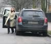 Żona premiera Tuska Małgorzata wraca ze świątecznych zakupów