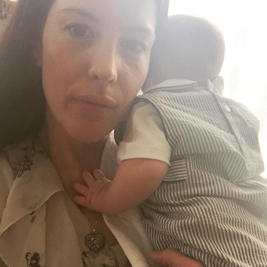 Liv Tyler  pokazała zdjęcia swojego synka