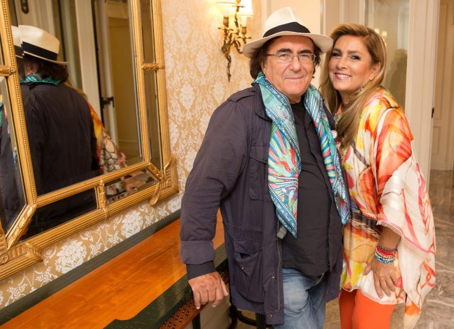 Romina Power i Al Bano znów razem