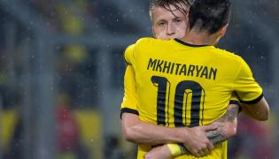 Marco Reus i Henrikh Mkhitaryan