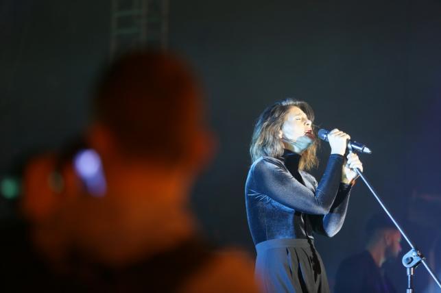 Jessie Ware zaśpiewała, że Warszawa jest super