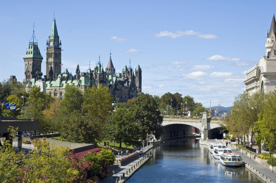 Ottawa – stolica Kraju Klonowego Liścia