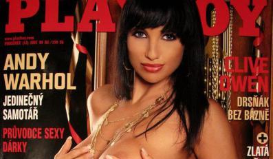 """""""Fakt"""": Czesi odkryli piękną i utalentowaną Martę Zawadzką z Białegostoku i umieścili jej zdjęcie na okładce """"Playboya"""""""