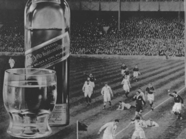 Striding Man, czyli logo whisky marki Johnnie Walker, obchodzi swoje setne urodziny