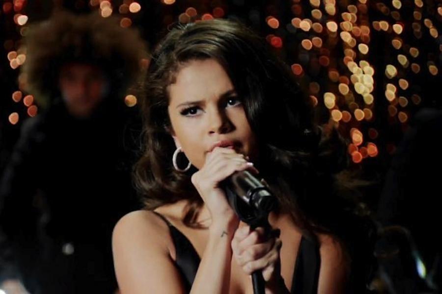 Seksowna Selena Gomez w nowym klipie