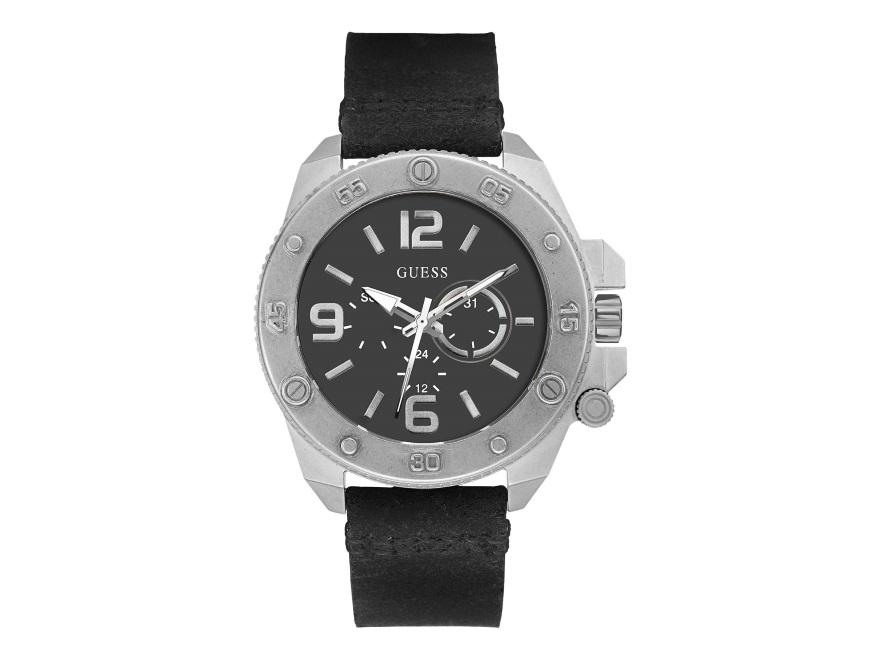 Rockowa dusza. Zegarek w stylu GUESS W0659G1, cena ok. 699 zł