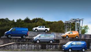 Volkswagen - samochody użytkowe
