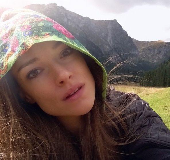 Alicja Bachleda-Curuś na Instagramie