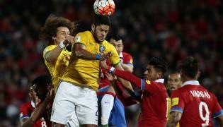 Chile - Brazylia