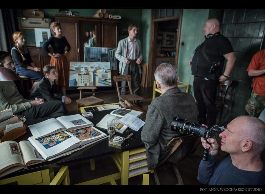 Sceny z filmu \