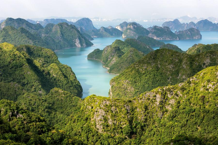 Wyspa Cat Ba, Wietnam