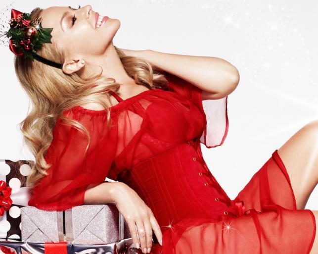 Święta według Kylie?
