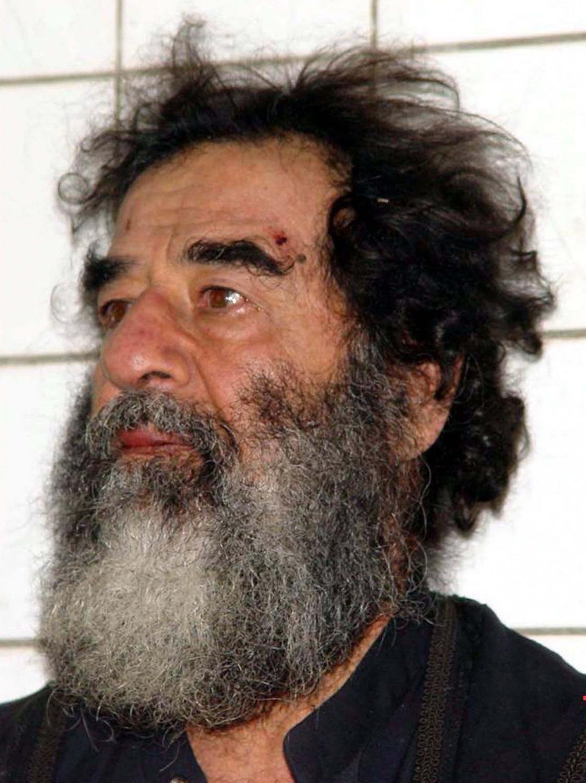 Saddam Husajn odnaleziony w wykopanej kryjówce