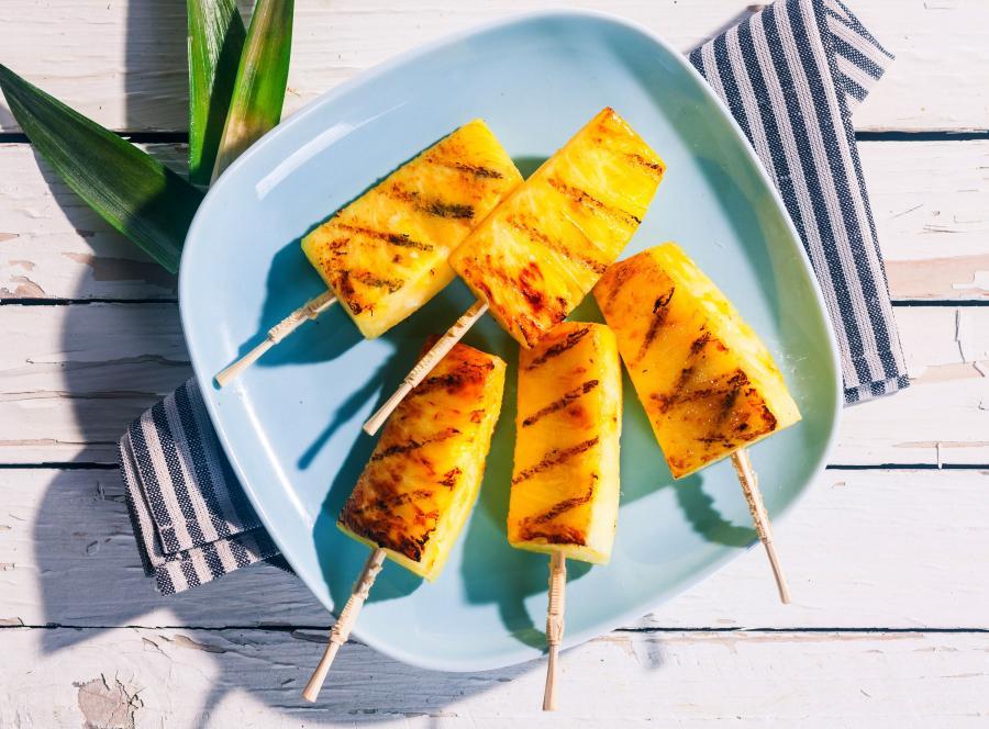 Ananas wzmacnia kości