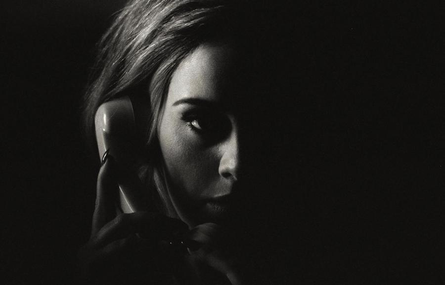 Adele nieznana...