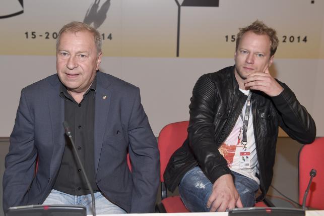 Jerzy Stuhr, Maciej Stuhr