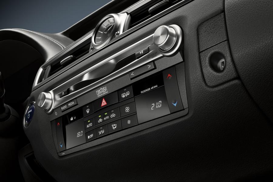 Lexus GS 450h - zdjęcie poglądowe