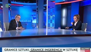 Piotr Gliński w rozmowie z Karoliną Lewicką