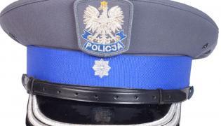 Czapka policjanta