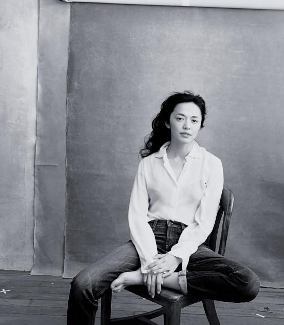 Aktorka Yao Chen - Kalendarz Pirelli 2016