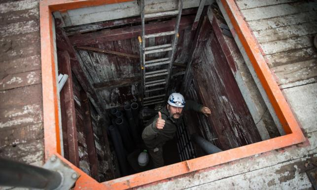 Był złoty pociąg, jest stara kopalnia srebra. Niezwykłe odkrycie w Górach Sowich [ZDJĘCIA]