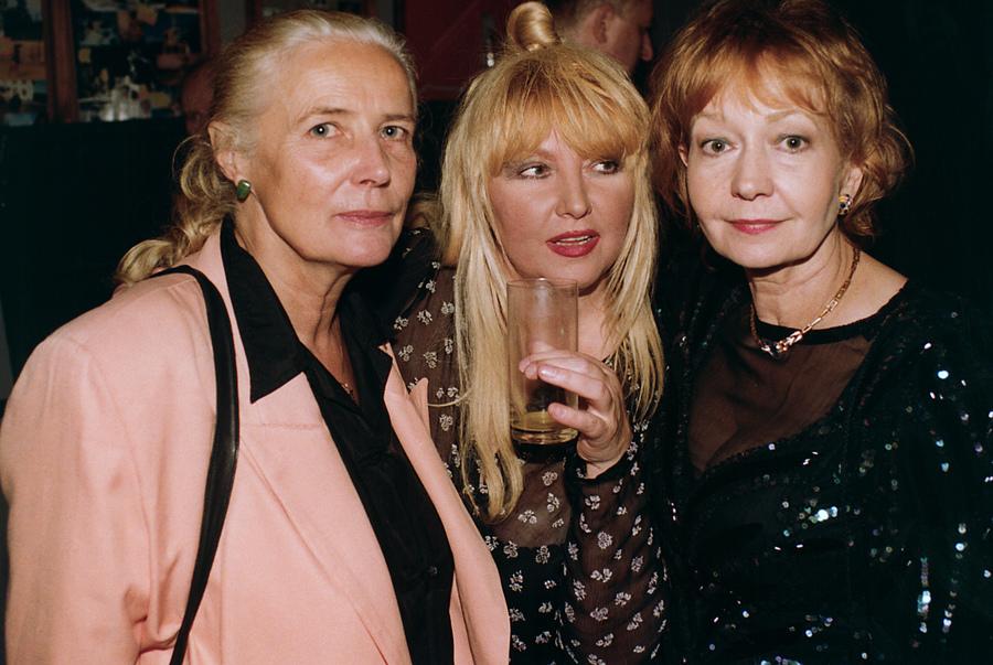 Wielka trójka: Elżbieta Czyżewska, Agnieszka Osiecka i Maryla Rodowicz