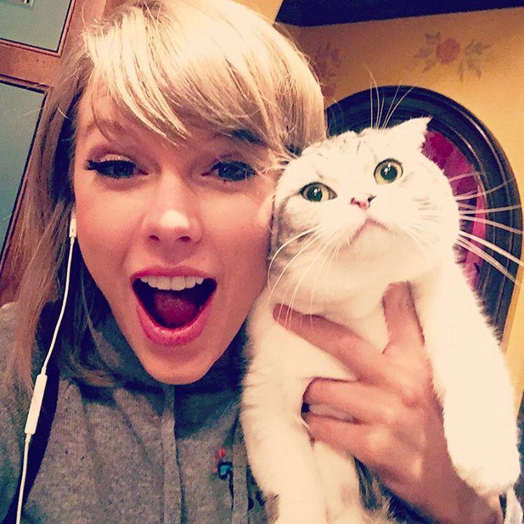 6. Taylor Swift – 2,3 miliona polubień