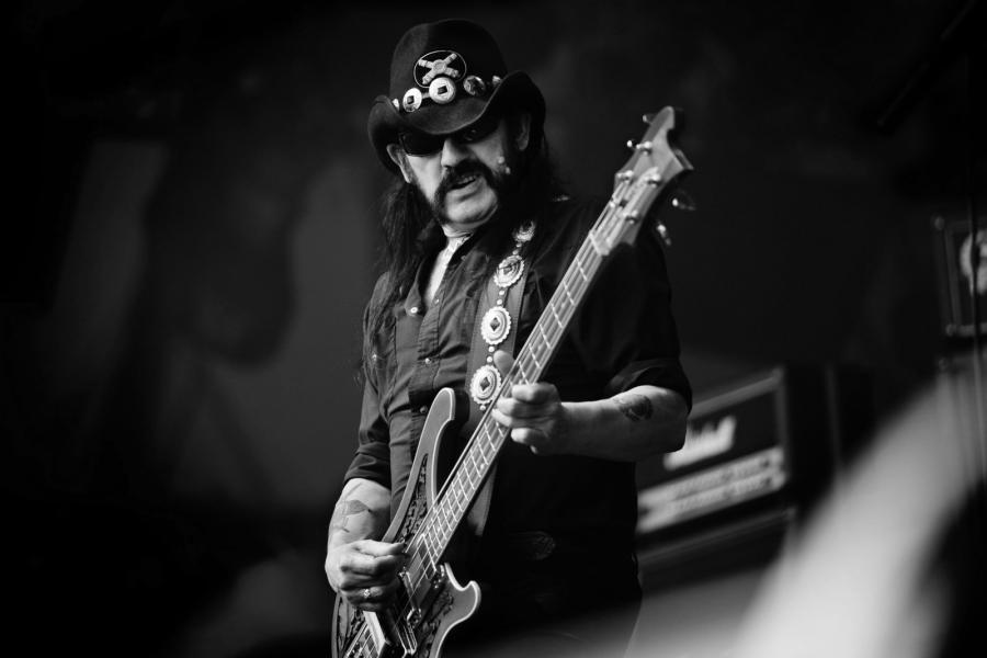 Pożegnanie Lemmy'ego Kilmistera