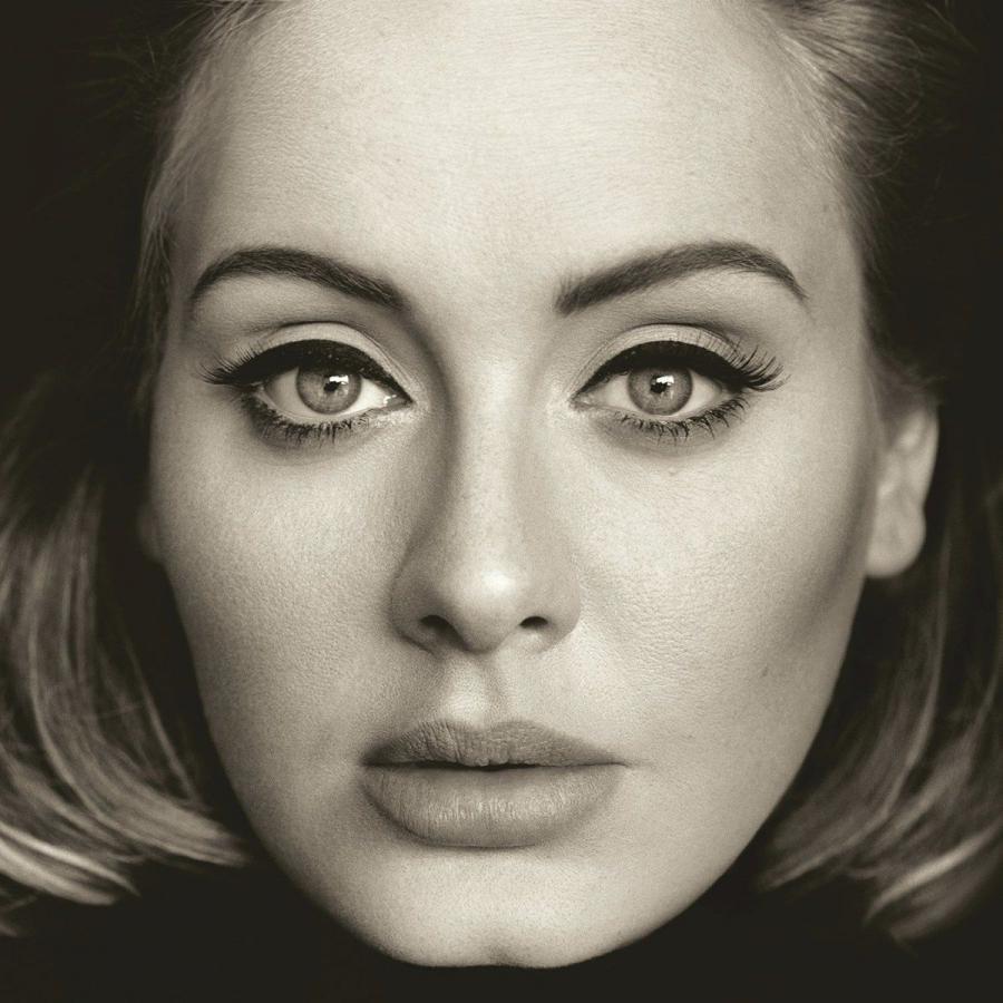 "9. Adele – ""25"""