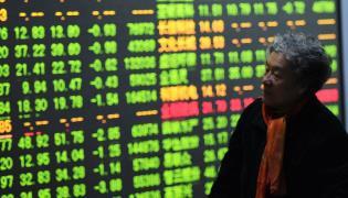 Chińska giełda