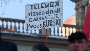 Demonstracja KOD w Poznaniu