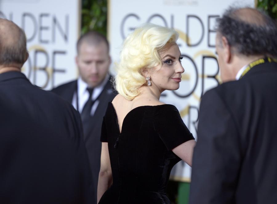 Złote Globy zza kulis: Lady Gaga