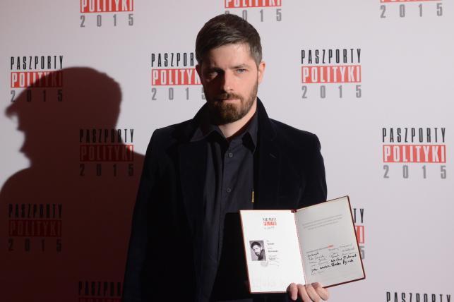 Laureaci Paszportów Polityki: Tymek Borowski