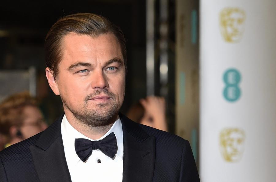 Leonardo DiCaprio podziękował mamie i Tomowi Hardy\'emu