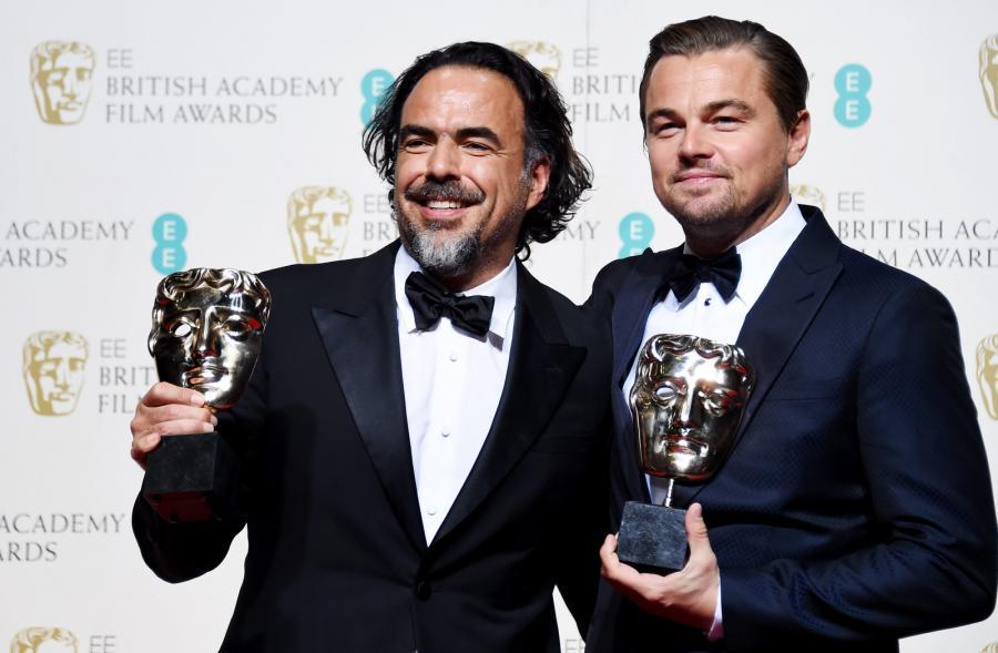 Super duet: Alejandro González Iñárritu i Leonardo DiCaprio