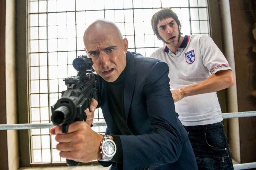 Sacha Baron Cohen szalonym bratem Marka Stronga