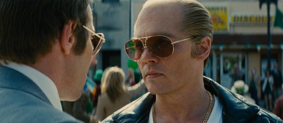 Johnny Depp jako James \