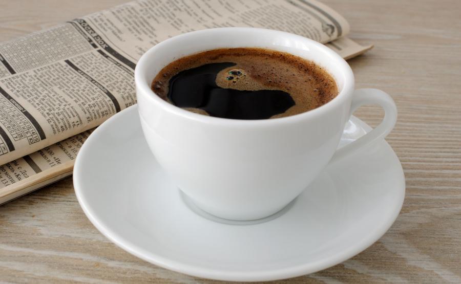 9 rano: kawa
