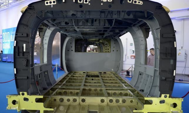 300 kabin śmigłowca Black Hawk wyprodukował PZL Mielec [ZDJĘCIA]
